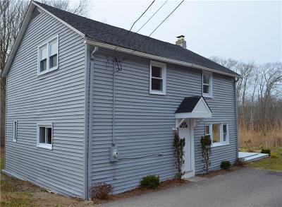 Washington County Single Family Home For Sale: 155 Hatchery Rd