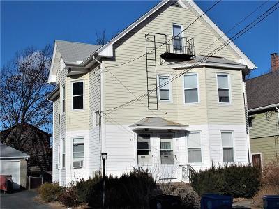 Cranston Multi Family Home For Sale: 79 - 81 Blackamore Av
