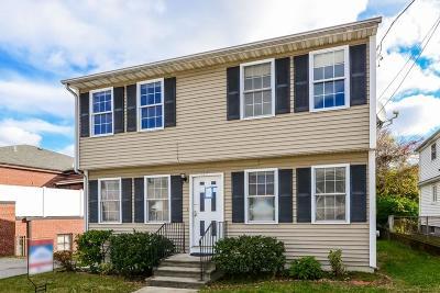 Providence RI Single Family Home For Sale: $189,000