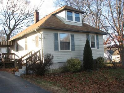 Warwick Single Family Home For Sale: 163 Byron Blvd