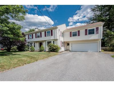 East Providence Single Family Home Act Und Contract: 71 Don Av