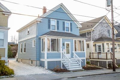 Newport Single Family Home For Sale: 7 Atlantic St