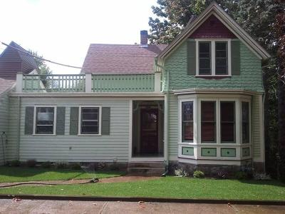 Westerly Single Family Home Act Und Contract: 17 Spring St
