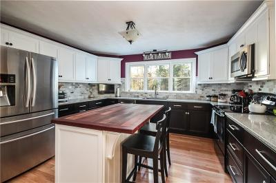Hopkinton Single Family Home For Sale: 264 Fenner Hill Rd