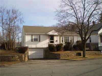 Cranston Single Family Home For Sale: 3 Southern St
