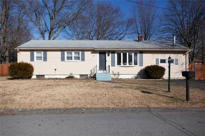 Kent County Single Family Home Act Und Contract: 58 Armory Dr