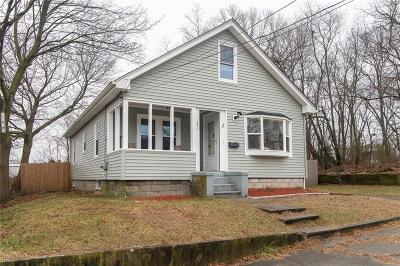 Warwick Single Family Home For Sale: 230 Holmes Rd