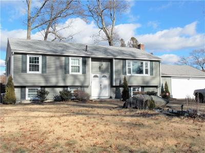 Kent County Single Family Home Act Und Contract: 83 Hobbs Rd