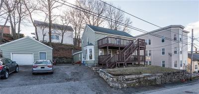 Woonsocket Multi Family Home Act Und Contract: 37 Watson St