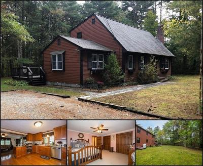Coventry Single Family Home For Sale: 60 Town Farm Rd