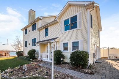 Narragansett Single Family Home For Sale: 4 Tidewater Rd