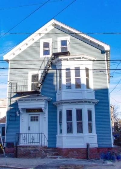 Providence Multi Family Home Act Und Contract: 183 Ives St
