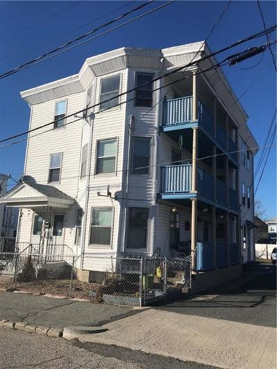 Central Falls Multi Family Home For Sale: 71 Ledge St