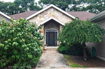 Westerly Single Family Home For Sale: 6 Cohasset Wy