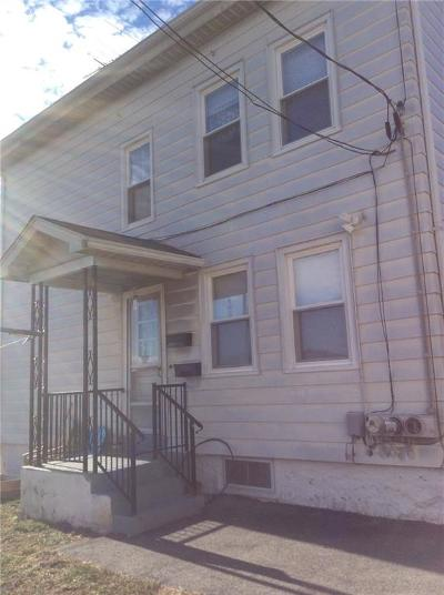 Woonsocket Multi Family Home For Sale: 138 High St