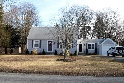 Providence County Single Family Home For Sale: 274 Angell Rd