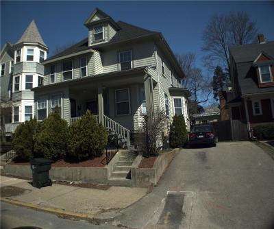 Providence County Multi Family Home For Sale: 136 - 138 South Angell St