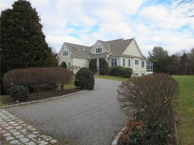 Charlestown Single Family Home For Sale: 58 N Niantic Dr