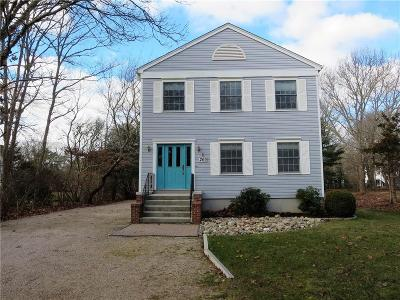 Charlestown Single Family Home For Sale: 269 North Niantic Dr