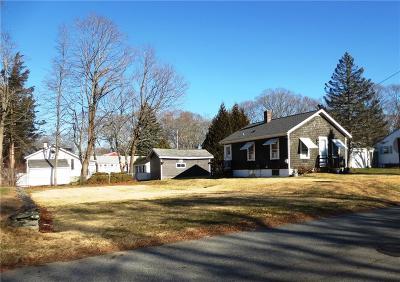 Barrington Single Family Home For Sale: 98 Promenade St