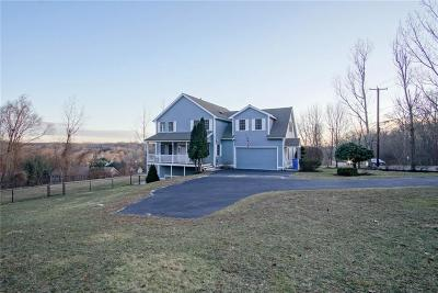 Lincoln Single Family Home For Sale: 50 Breakneck Hill Rd