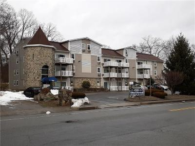 Johnston Condo/Townhouse For Sale: 260 George Waterman Rd, Unit#202 #202