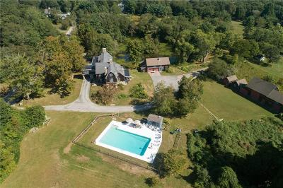South Kingstown Single Family Home For Sale: 534 Post Rd