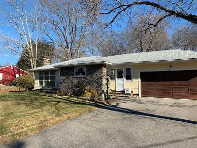 Cumberland Single Family Home Act Und Contract: 2289 Mendon Rd