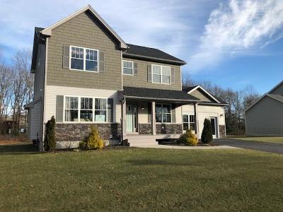 Coventry Single Family Home For Sale: 120 - Lot 34 Teakwood Dr