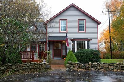 South Kingstown Single Family Home For Sale: 198 North Rd