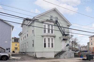 Providence RI Multi Family Home For Sale: $250,000