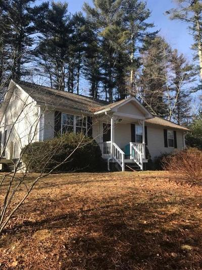 Hopkinton Single Family Home For Sale: 17 Moscow Brook Trl