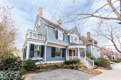 Providence County Single Family Home For Sale: 173 George St