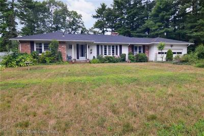 Kent County Single Family Home For Sale: 10 Circle Dr