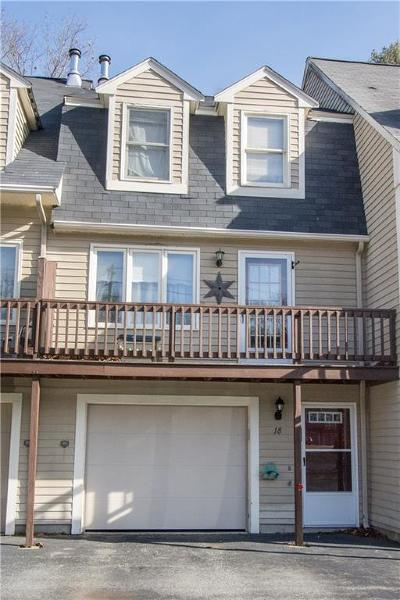 Providence County Condo/Townhouse For Sale: 18 Sanwood Dr, Unit#18 #18