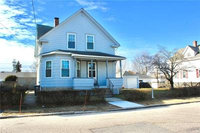 Providence County Single Family Home For Sale: 226 Beckwith St