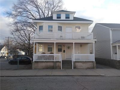 Providence County Multi Family Home For Sale: 40 Ashmont St
