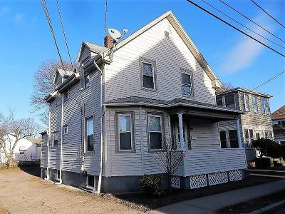 Cranston Multi Family Home For Sale: 209 Beckwith St