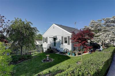 Providence Single Family Home For Sale: 17 Horace St