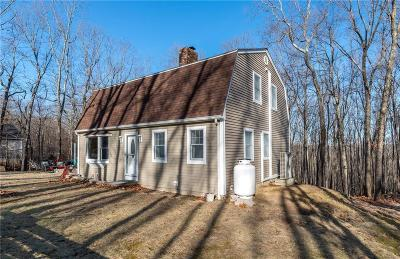 Scituate Single Family Home For Sale: 129 Quaker Lane
