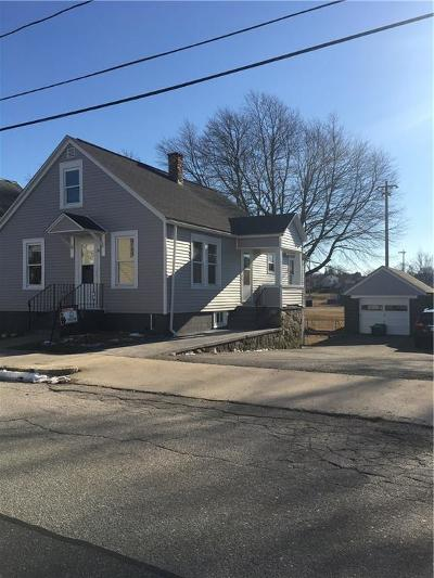 Woonsocket Single Family Home For Sale: 36 Williams St