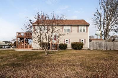 Narragansett Single Family Home For Sale: 25 Sand Hill Cove Rd