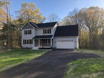 Scituate Single Family Home Act Und Contract: 17 Old Tunk Hill Rd
