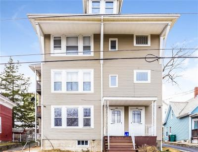Woonsocket Multi Family Home For Sale: 134 - 132 1st Av