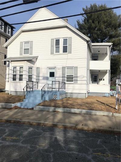 Woonsocket Multi Family Home For Sale: 582 Manville Rd