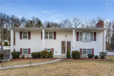 Providence County Single Family Home For Sale: 175 Old County Rd