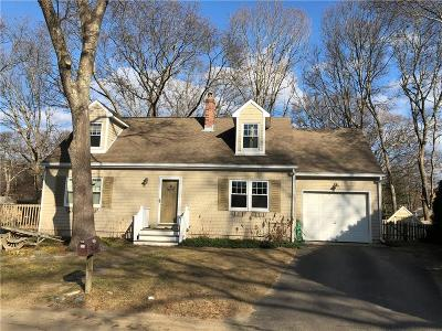 Narragansett Single Family Home For Sale: 205 Riverdell Dr