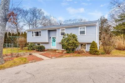 North Kingstown Single Family Home Act Und Contract: 14 Mollusk Dr