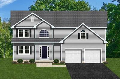 Seekonk Single Family Home For Sale: 8 - Lot 8 Hidden Hills Dr