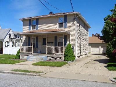 Woonsocket RI Multi Family Home For Sale: $179,900